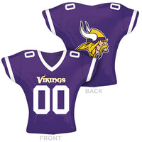 24″ NFL MINNESOTA VIKINGS FOOTBALL JERSEY