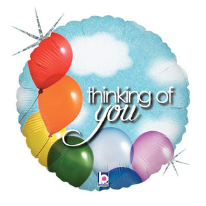 18″ THINKING OF YOU BALLOONS & SKY