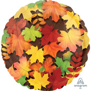 17″ COLORFUL LEAVES
