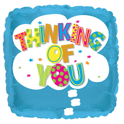 17″ THINKING OF YOU PILLOW