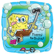 18″ SPONGEBOB KICK'N BIRTHDAY