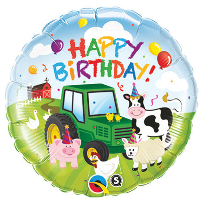 18″ BIRTHDAY BARNYARD