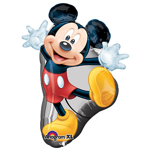 31″ MICKEY FULL BODY SUPERSHAPE