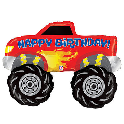 40″ MONSTER TRUCK BIRTHDAY