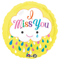 18″ MISS YOU CLOUD
