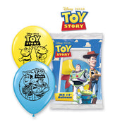 12″ TOY STORY (6 PK)