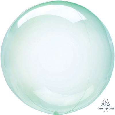 10″ CRYSTAL CLEARZ PETITE - GREEN