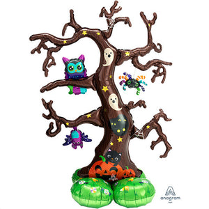 62″ CREEPY TREE AIRLOONZ