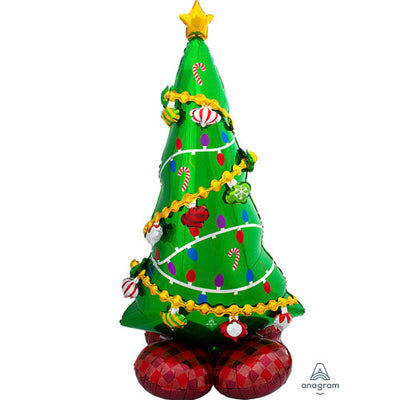 59″ CHRISTMAS TREE AIRLOONZ