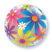 "22"" BUBBLE - FANCIFUL FLOWERS"