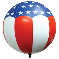 "36"" GIZMO JUMBO STARS AND STRIPES"
