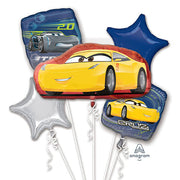 CARS 3 CRUZ JACKSON BOUQUET