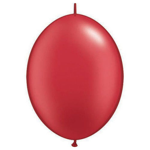 6″ QUICKLINK - PEARL RUBY RED