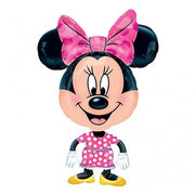 "31"" MINNIE MOUSE BALLOON BUDDIES AIRWALKERS"