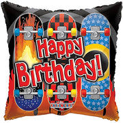 18″ HAPPY BIRTHDAY SKATEBOARD HYPNOSIS