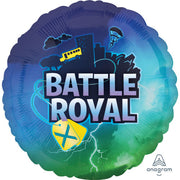 17″ BATTLE ROYAL