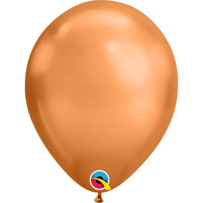 11″ QUALATEX CHROME - COPPER