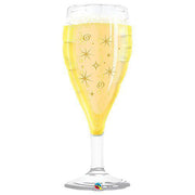 "39"" BUBBLY WINE GLASS"