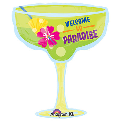 28″ WELCOME TO PARADISE