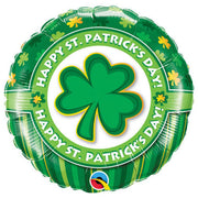 "18"" HAPPY ST. PATRICK'S DAY!"