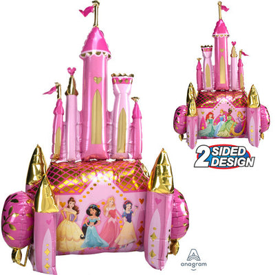 55″ PRINCESS ONCE UPON A TIME AIRWALKERS (AIR-FILLED ONLY)