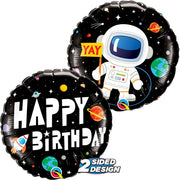 18″ BIRTHDAY ASTRONAUT