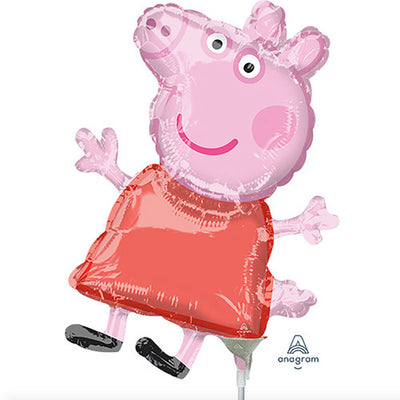 12″ PEPPA PIG (AIR-FILL ONLY)