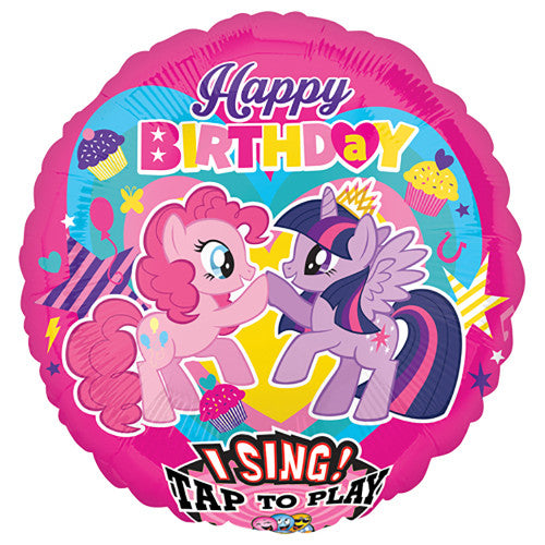 28″ MY LITTLE PONY HAPPY BIRTHDAY SING-A-TUNE