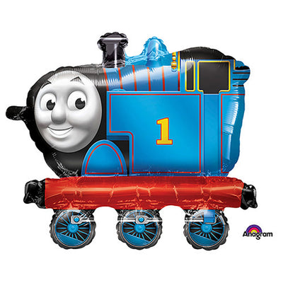 25″ THOMAS THE TANK BALLOON BUDDIES AIRWALKERS