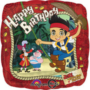 18″ JAKE AND THE NEVER LAND PIRATES BIRTHDAY
