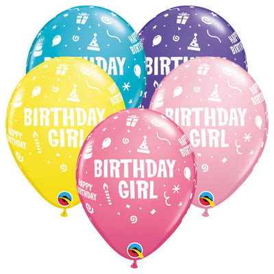 11″ BIRTHDAY GIRL