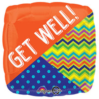 18″ GET WELL WISHES