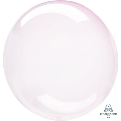 20″ CRYSTAL CLEARZ - LIGHT PINK