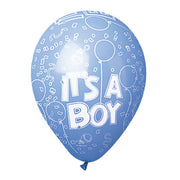 12″ ALL-ROUND FESTIVE IT'S A BOY