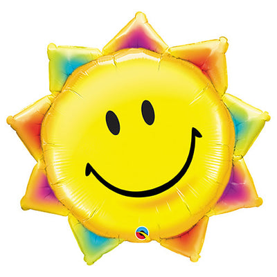35″ SUNSHINE SMILE FACE