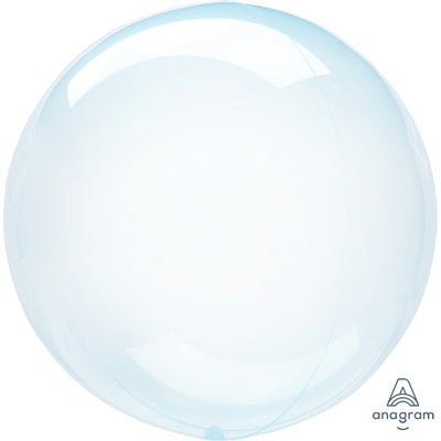 10″ CRYSTAL CLEARZ PETITE - BLUE