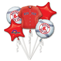 BOSTON RED SOX BOUQUET