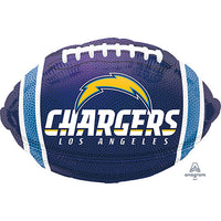 17″ NFL LOS ANGELES CHARGERS FOOTBALL