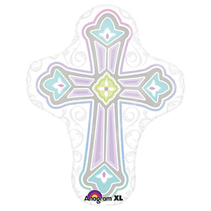 28″ 1ST COMMUNION CROSS