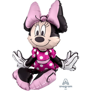 19″ SITTING MINNIE MOUSE