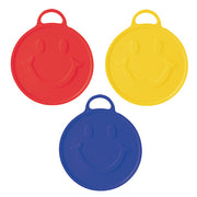 80 GRAM SMILE FACE BALLOON WEIGHTS - PRIMARY COLORS (10PK)