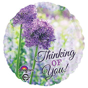 18″ THINKING OF YOU ALLIUM