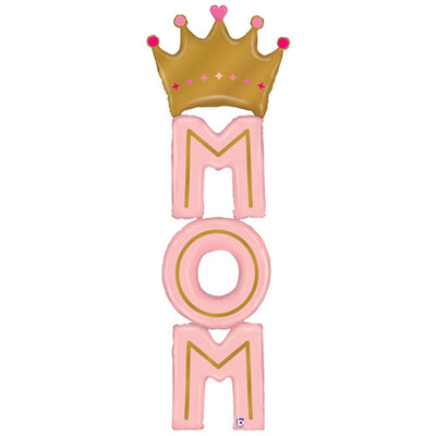 73″ SPECIAL DELIVERY MOM CROWN