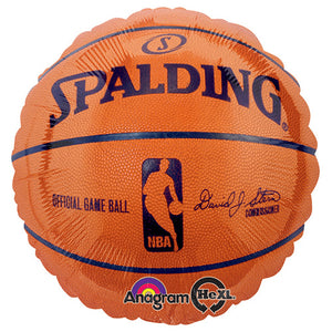 18″ NBA SPALDING BASKETBALL