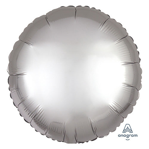 18″ CIRCLE - SATIN LUXE PLATINUM
