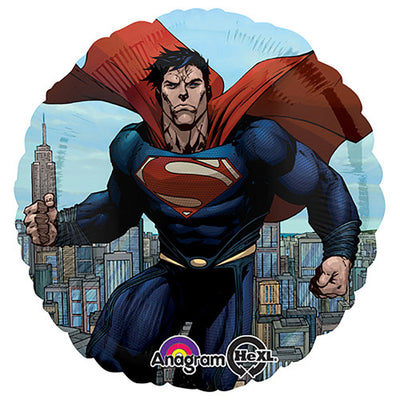 18″ SUPERMAN - MAN OF STEEL