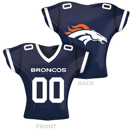 24″ NFL DENVER BRONCOS FOOTBALL JERSEY