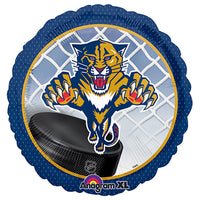 18″ NHL FLORIDA PANTHERS HOCKEY TEAM