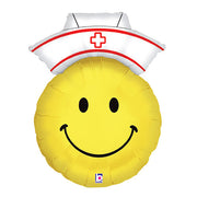 28″ SMILEY NURSE