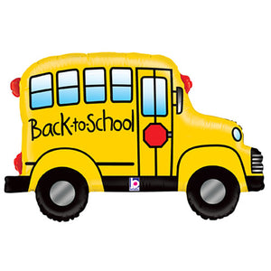 32″ BACK to SCHOOL BUS